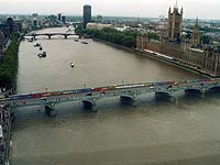River Thames at Westminster